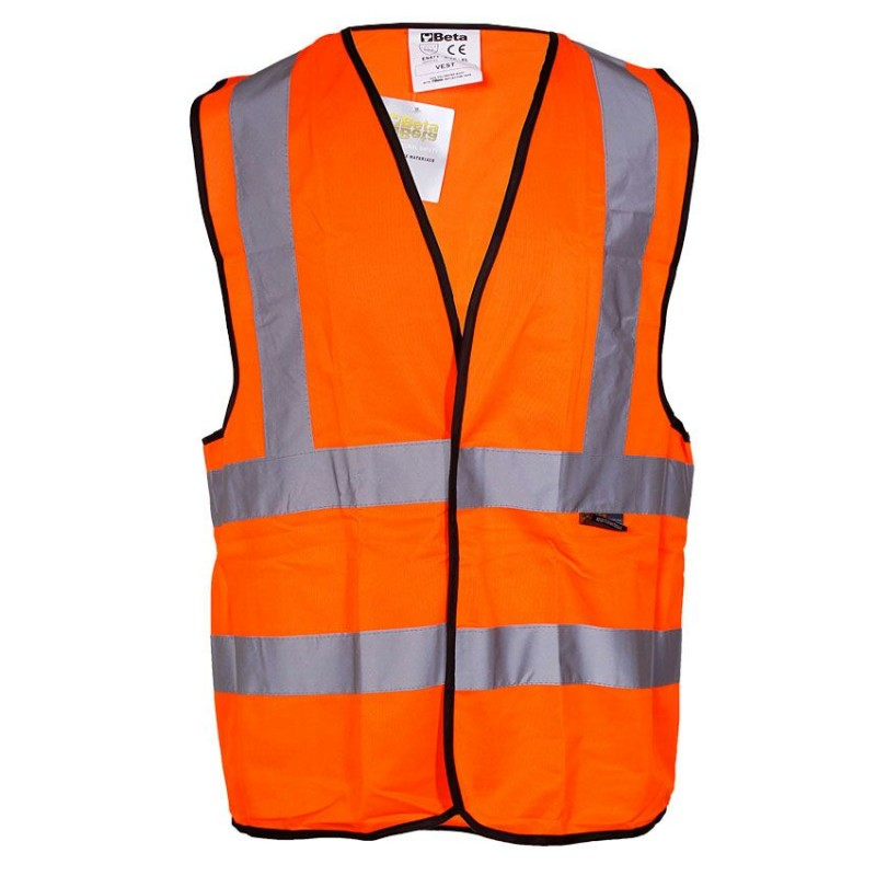 Orange/lemon  Reflective Vest